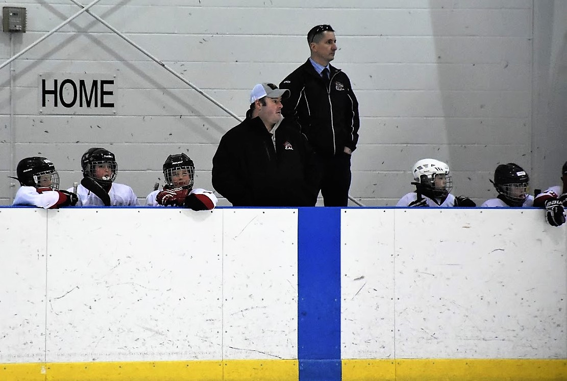 Watch How to Become a Hockey Coach video