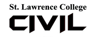 St Lawrence College Civil Engineering Logo